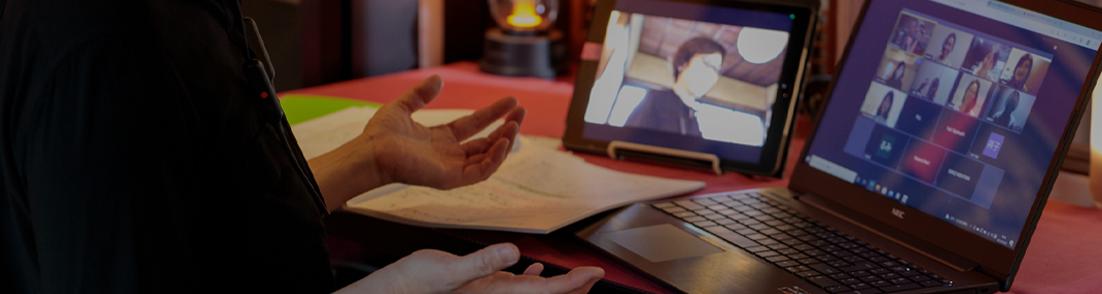単発のオンライン講座受講について